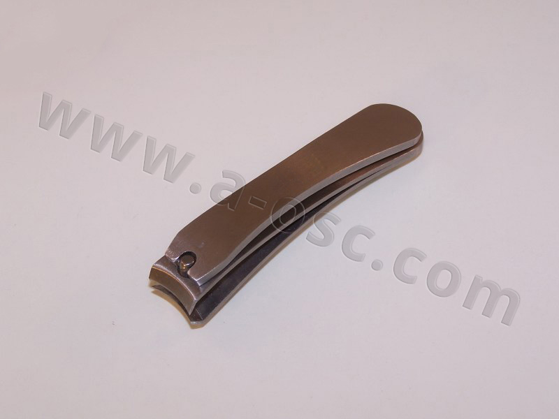 Curved Edge Nail Clipper S.Steel