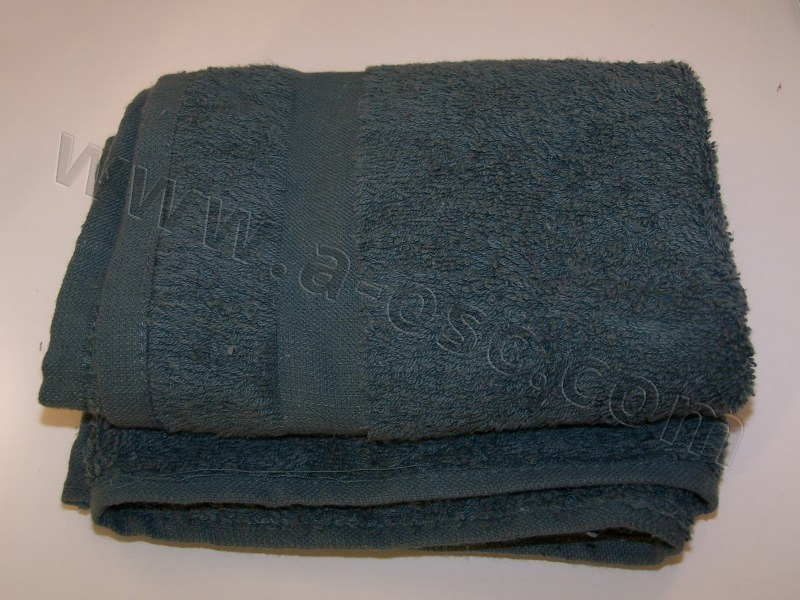 Forest Green Salon Towel