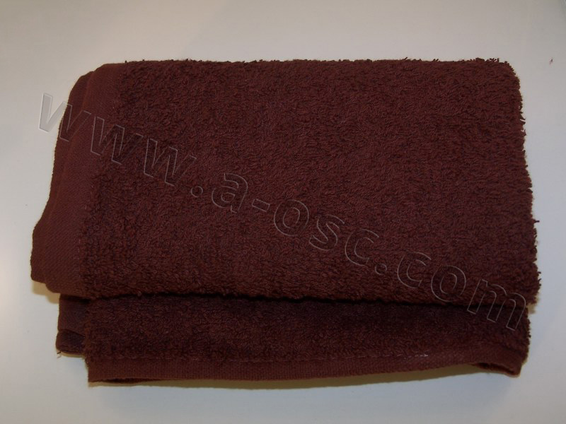 Burgundy Salon Towel