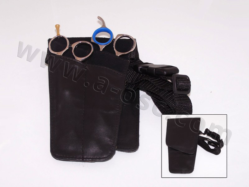 Shear Leather Holster & Cases
